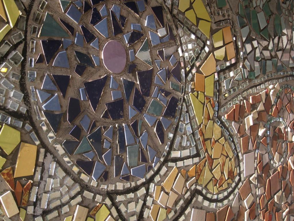 Стеклянная мозаика своими руками