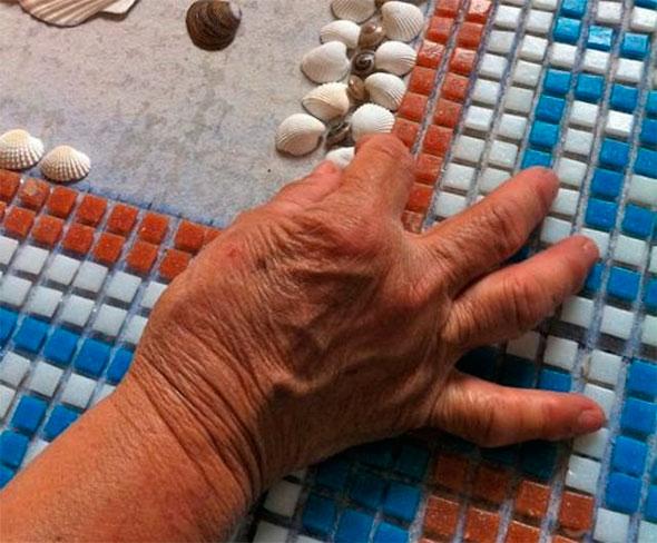 Мозаика для кухни - дизайн, преимущества, недостатки : Шикарный дом